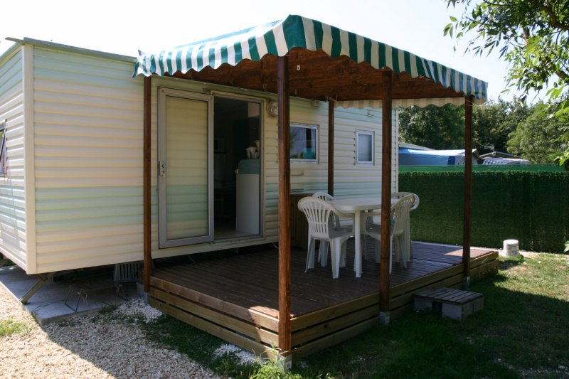accueil ile d 39 oleron location de mobile home. Black Bedroom Furniture Sets. Home Design Ideas